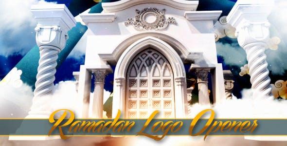 دانلود پروژه آماده افترافکت بمناسبت ماه رمضان :Ramadan Logo Opener