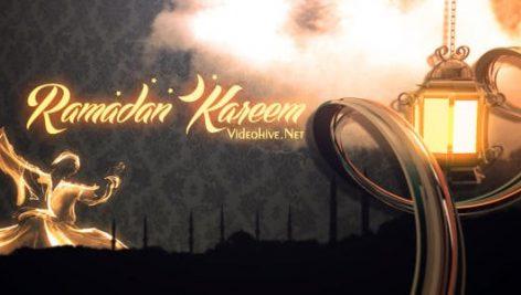 دانلود پروژه آماده افترافکت بمناسبت ماه رمضان : Ramadan Opener