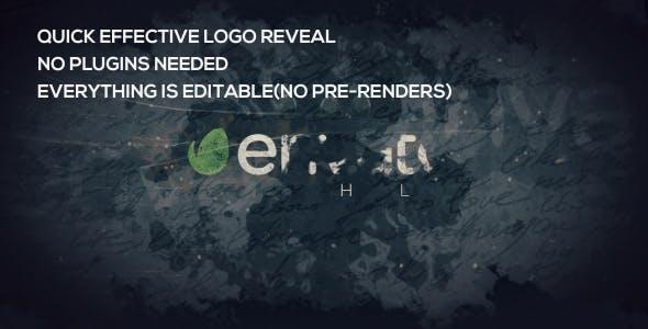 دانلود پروژه آماده افترافکت : نمایش لوگو Cinema Grunge Logo Reveal