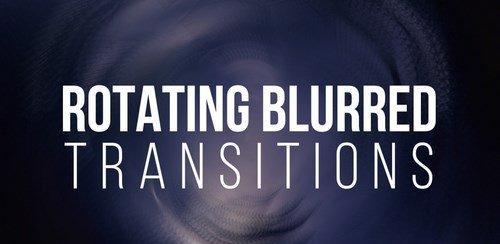 دانلود پکیج ترنزیشن چرخشی حرفه ای پریمیر Rotating Blurred Transitions Premiere Pro