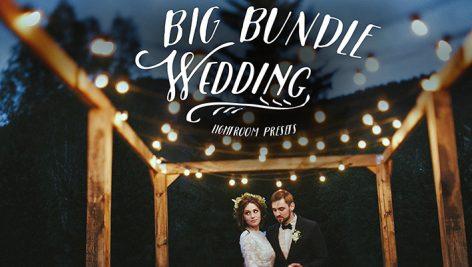 دانلود ۱۲۰ پریست لایت روم حرفه ای عروسی : Wedding Lightroom presets bundle