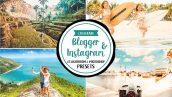 دانلود 39 پریست لایت روم حرفه ای : Lightroom Presets for Instagram