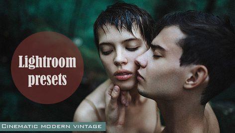 دانلود 42 پریست لایت روم حرفه ای : Best cinematic presets fo Lightroom
