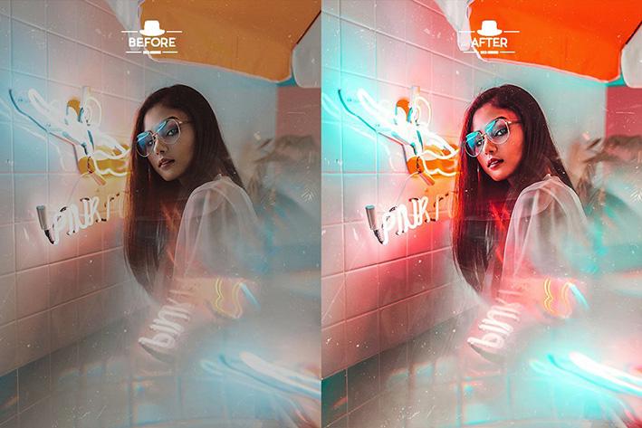 دانلود 222 پریست لایت روم حرفه ای : VSCO BUNDLE Lightroom Presets