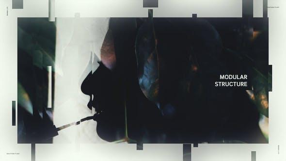 دانلود پروژه آماده افترافکت  اسلایدشو زیبای  videohive Modern Slideshow