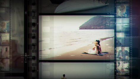 دانلود پروژه آماده افترافکت : اسلایدشو  videohive Sealed Moments