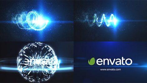 دانلود پروژه آماده افترافکت : نمایش لوگو Pure Energy Logo