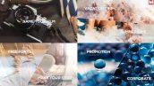 دانلود پروژه آماده افترافکت : اسلایدشو Lines 3D Intro Photo Opener