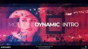 دانلود پروژه آماده حرفه ای افترافکت : تیتراژ فیلم videohive Modern Intro