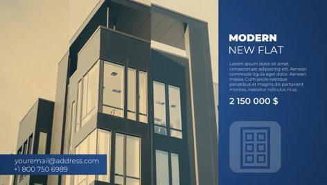 دانلود پروژه آماده پریمیر : اسلایدشو املاک  Modern Real Estate Slideshow