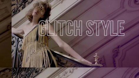 دانلود پروژه آماده پریمیر : اسلایدشو motionarray Fashion Glitch Intro