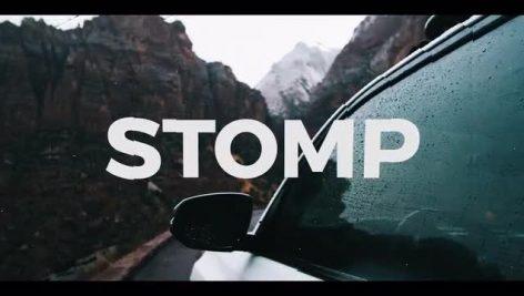 دانلود پروژه آماده پریمیر : اسلایدشو motionarray Parallax Stomp