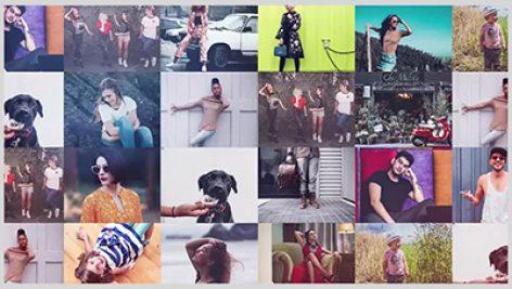 دانلود پروژه آماده پریمیر : تیتراژ My Portfolio Promo Premiere Pro Templates