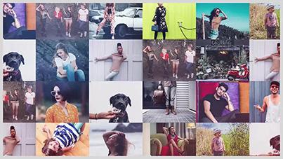 دانلود پروژه آماده پریمیر  تیتراژ My Portfolio Promo Premiere Pro Templates