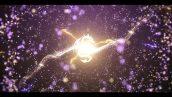 دانلود پروژه آماده پریمیر لوگو Space Particle Logo Reveal Premiere Pro Templates
