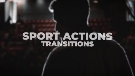 دانلود پکیج ترنزیشن پریمیر motionarray Sport Actions Transitions Premiere Pro