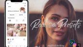 دانلود 5 پریست لایت روم موبایل و دسکتاپ : Realism presets, instagram presets, travel presets, matte