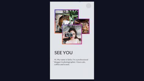 دانلود پروژه آماده پریمیر : اسلایدشو Instagram Promo Slideshow Stories
