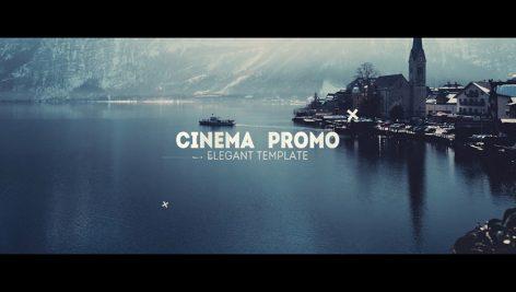 دانلود پروژه آماده پریمیر : تیتراژ Cinematic Opener Premiere Pro Templates
