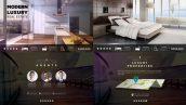 دانلود پروژه آماده افترافکت با موزیک : آژانس املاک Modern Real Estate