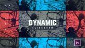 دانلود پروژه آماده پریمیر با موزیک : تیتراژ Dynamic Action Opener