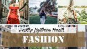 دانلود 20 پریست لایت روم فشن : Fashion Presets Lightroom