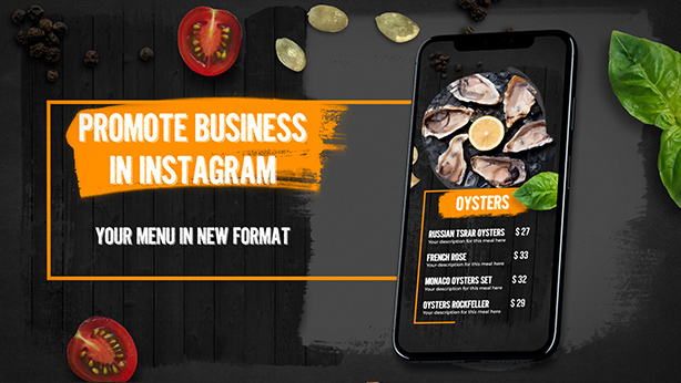 دانلود پروژه آماده افترافکت با موزیک : معرفی رستوران Restaurant Promo Pack