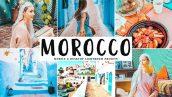 دانلود پریست لایت روم موبایل و دسکتاپ و Camera Raw فتوشاپ : Morocco