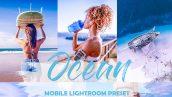 دانلودپریست لایت روم دسکتاپ و موبایل : Ocean Mobile Lightroom Preset