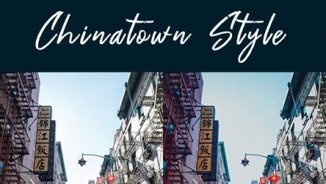 دانلود مجموعه 12 پریست لایت روم : Chinatown Style Lightroom Presets
