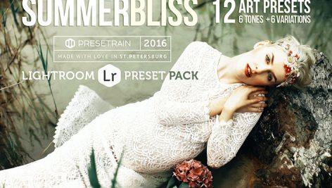 دانلود مجموعه 12 پریست لایت روم : Summerbliss Lightroom Preset Pack