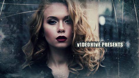 دانلود پروژه آماده افترافکت با موزیک اسلایدشو و تیتراژ Cinema Grunge Trailer