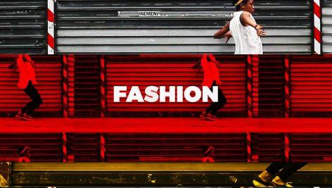 دانلود پروژه آماده پریمیر با موزیک پروژه : تیتراژ  Hip Hop Fashion Opener
