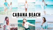 دانلود پریست لایت روم و Camera Raw و اکشن: Cabana Beach Lightroom Presets