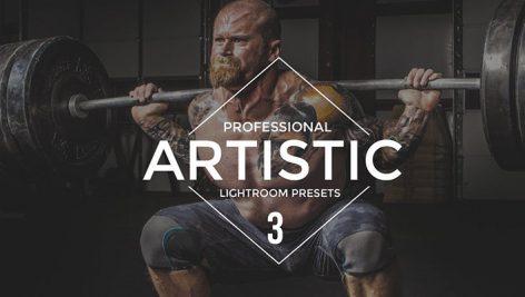 دانلود 26 پریست آماده رنگی لایت روم Artistic vol. 3 Lightroom Presets