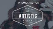 دانلود 50 پریست آماده رنگی لایت روم : Artistic Lightroom Presets Vol. 2
