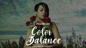 دانلود 8 پریست آماده رنگی لایت روم : Color Balance Lightroom