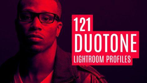 دانلود 121 پریست لایت روم و Camera Raw و اکشن: Duotone Lightroom Profiles