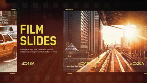 دانلود پروژه آماده افترافکت با موزیک اسلایدشو Photo Slideshow