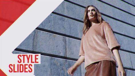 دانلود پروژه آماده افترافکت فشن اسلایدشو Style Broadcast