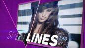 دانلود پروژه آماده افترافکت با موزیک : اسلایدشو Split Lines