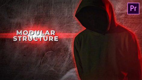 دانلود پروژه آماده پریمیر با موزیک پروژه تیتراژ Action Trailer