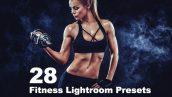 دانلود پریست آماده رنگی ورزشی لایتروم Fitness Lightroom Presets