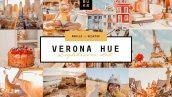 دانلود پریست رنگی لایت روم دسکتاپ و موبایل : Verona Hue Lightroom Preset