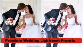 دانلود پریست لایتروم عروسی موبایل و دسکتاپ : Premium Wedding Lightroom Presets