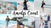دانلود پریست لایتروم و Camera Raw و اکشن: Amalfi Coast Pro Lightroom Presets
