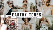 دانلود پریست لایت روم و Camera Raw و اکشن: Earthy Tones Lightroom Presets