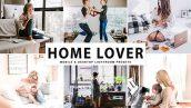 دانلود پریست لایت روم و Camera Raw و اکشن: Home Lover Mobile Desktop Lightroom Presets