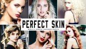 دانلود پریست لایت روم و Camera Raw و اکشن: Perfect Skin Lightroom Presets