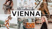 دانلود پریست لایت روم و Camera Raw و اکشن: Vienna Mobile Desktop Lightroom Presets